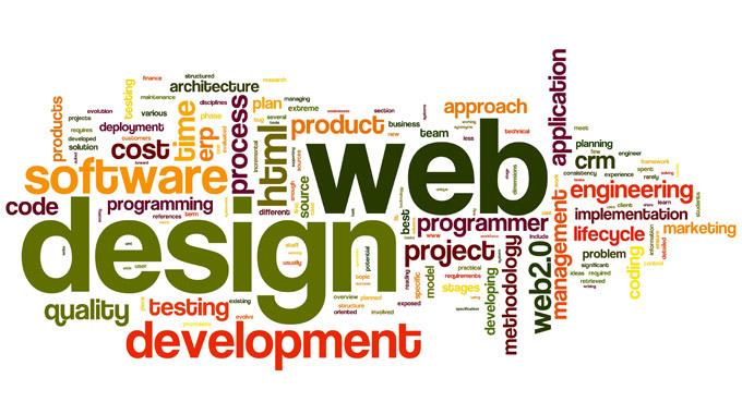網頁設計需要哪些技術