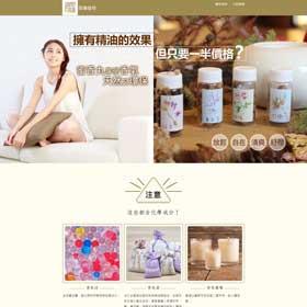 RWD網頁設計 - 岡達造物蜜香丸